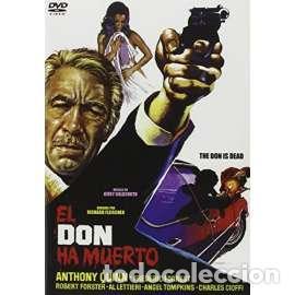 EL DON HA MUERTO (DVD) (Cine - Películas - DVD)