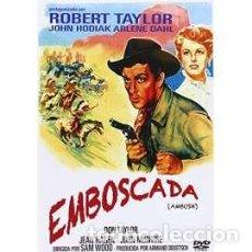 Cine: EMBOSCADA [DVD] [DVD]. Lote 158047020