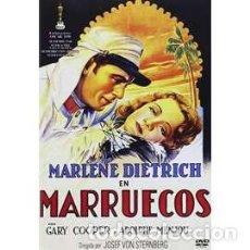 Cine: MARRUECOS [DVD] [DVD]. Lote 158047052