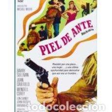 Cine: PIEL DE ANTE (DVD). Lote 158058065