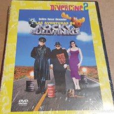 Cine: COLECCIÓN DIVERCINE 2 / LAS AVENTURAS DE ROCKY AND BULLWINKLE / DVD-PRECINTADO.. Lote 158061030