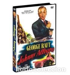 JOHNNY ALLEGRO (1949) (IMPORT) [ENCUADERNACIÓN DESCONOCIDA] (Cine - Películas - DVD)