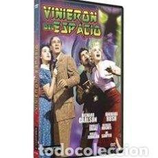 Cine: VINIERON DEL ESPACIO (DVD). Lote 158065858