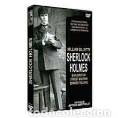 Cine: SHERLOCK HOLMES 1916 (DVD). Lote 158065894