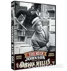 TOO MUCH JOHNSON (DVD) (Cine - Películas - DVD)