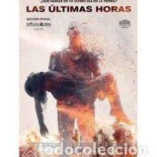 Cine: LAS ÚLTIMAS HORAS (DVD). Lote 158070608