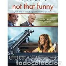 Cine: NOT THAT FUNNY (DVD). Lote 158070704