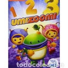 Cine: EQUIPO UMIZOOMI (DVD). Lote 158072338