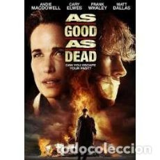 Cine: PRACTICAMENTE MUERTO (DVD). Lote 158028300