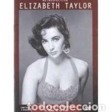 Cine: RETROSPECTIVA ELIZABETH TAYLOR (DVD). Lote 158051518