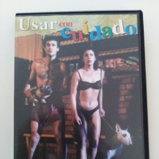 Cine: DVD USAR CON CUIDADO. Lote 158139969