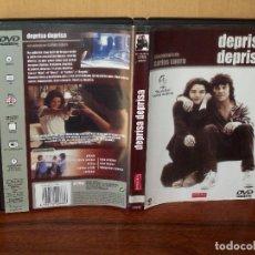 Cine: DEPRISA, DEPRISA - JOSE ANTONIO VALDELOMAR - DIRIGIDA POR CARLOS SAURA. Lote 174971914