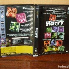 Cine: DESMONTANDO A HARRY - CAROLINE AARON - BILLY CRYSTAL - DIRIGIDA POR WOODY ALLEN - DVD . Lote 158141926