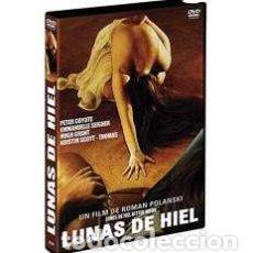 Cine: LUNAS DE HIEL (DVD). Lote 158053161