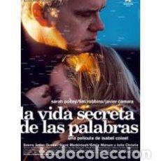 Cine: LA VIDA SECRETA DE LAS PALABRAS (DVD). Lote 158054193