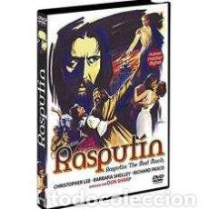 Cine: RASPUTÍN [DVD] [DVD]. Lote 158055658
