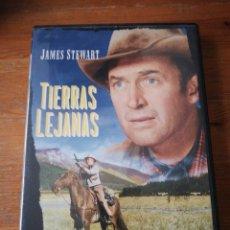 Cine: DVD TIERRAS LEJANAS. Lote 158360814