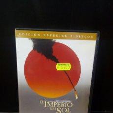 Cine: EL IMPERIO DEL SOL DVD. Lote 171346902