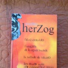 Cine: WERNER HERZOG,5 DISCOS. Lote 158539778