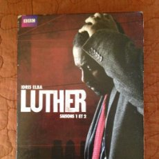 Cine: LUTHER-SAISONS 1 ET 2-DVD 4. Lote 158548718