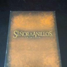 Cinema: DVD. TRILOGÍA EL SEÑOR DE LOS ANILLOS. EDICIÓN EXTENDIDA. 12 DVDS.. Lote 158577968