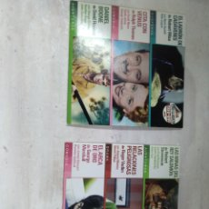 Cine: 2 DVD AVENTURAS, COMEDIA. Lote 158592374