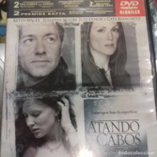 Cine: ATANDO CABOS KEVIN SPACEY JULIANNE MOORE CATE BLANCHETT . Lote 158601786