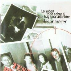 Cine: TESTIGO PROTEGIDO . Lote 158635798