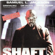 Cine: SHAFT SAMUEL L. JACKSON . Lote 158636838