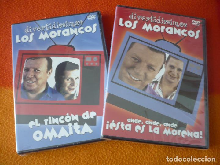 LOS MORANCOS ANDE ANDE ANDE ESTA ES LA MORENA + EL RINCON DE OMAITA ¡PRECINTADO! DVD HUMOR (Cine - Películas - DVD)