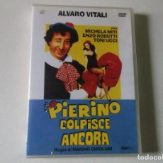 Cine: ALVARO VITALI, PIERINO COLPISCE ANCORA, EN ITALIANO. Lote 158698718