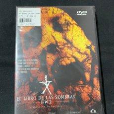 Cine: ( CA18 ) EL LIBRO DE LAS SOMBRAS - BW2 ( DVD SEMINUEVO ). Lote 158726761