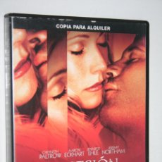 Cine: POSESIÓN (GWYNETH PALTROW) *** DVD CINE THRILLER / ROMANCE *** . Lote 158800990