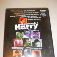 Cine: DVD DESMONTANDO A HARRY. WOODY ALLEN. 95 MINUTOS (BUEN ESTADO). Lote 158852310