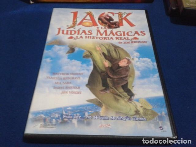 Dvd Divisa Jack Y Las Judias Magicas La Hi Sold Through Direct Sale 158862902