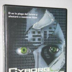 Cine: CYBORG RAGE *** DVD CINE TERROR / THRILLER *** AÑO 2005. Lote 158954778