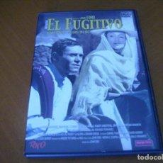 Cine: EL FUGITVO / HENRY FONDA DVD. Lote 158986354