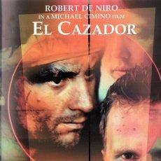 Cine: EL CAZADOR ROBERT DE NIRO . Lote 159086682