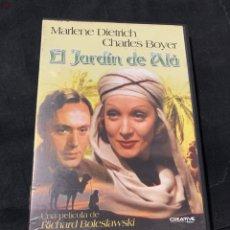 Cine: ( S155 ) EL JARDÍN DE ALA - MARLENE DIETRICH ( DVD SEGUNDA MANO ). Lote 159110294