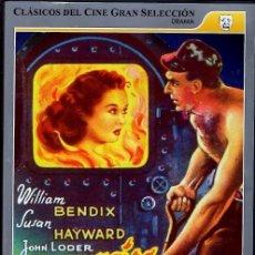 Cine: PASION SALVAJE DVD - BASADA EN UN RELATO DE E. O´NEILL, PREMIO NOBEL DE LITERATURA. (IMPRESCINDIBLE). Lote 159124706