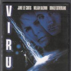Cine: VIRUS - JAMIE LEE CURTIS / DVD EN BUEN ESTADO . RF-1250. Lote 159174418