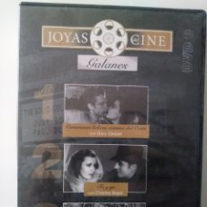 Cine: JOYAS DEL CINE:9.GALANES.DVD. Lote 159191093