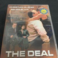 Cine: ( V63 ) THE DEAL - SELMA BLAIR ( DVD PROCEDENTE VIDEOCLUB ). Lote 159197430