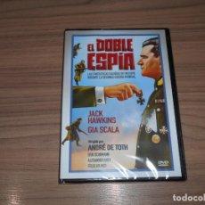 Cinéma: EL DOBLE ESPIA DVD DE ANDRE DE TOTH NUEVA PRECINTADA. Lote 221650712