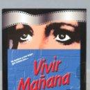 Cine: DVD. VIVIR MAÑANA. ANTONIO FERRANDIS. Lote 159218946