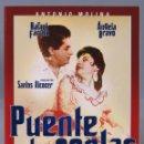 Cine: DVD. PUENTE DE COPLAS. ANTONIO MOLINA. Lote 159220870