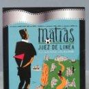 Cine: DVD. MATIAS JUEZ DE LINEA . Lote 159235154