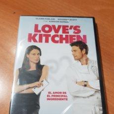 Cine: ( PARAMOUNT) LOVE'S KITCHEN - DVD NUEVO PRECINTADO. Lote 159268846