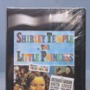 Cine: DVD. SHIRLEY TEMPLE OF THE LITTLE PRINCESS. PRECINTADA. Lote 159279046
