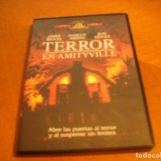 Cine: TERROR EN AMITYVILLE / DVD TERROR AÑOS 80. Lote 159284630